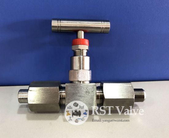 Stainless Steel T Handle Male Thread Square Bw Needle Valve pictures & photos