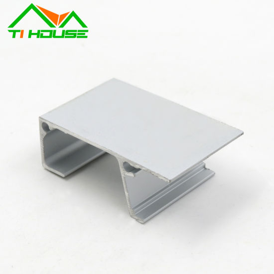 Aluminum LED Edge Lit Light House Profile Aluminium Extruded Stainless Profile