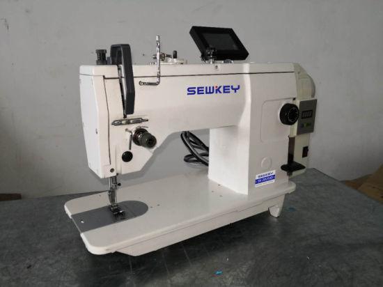 Sk20u53D Direct Drive Industrial Zigzag Industrial Sewing Machine