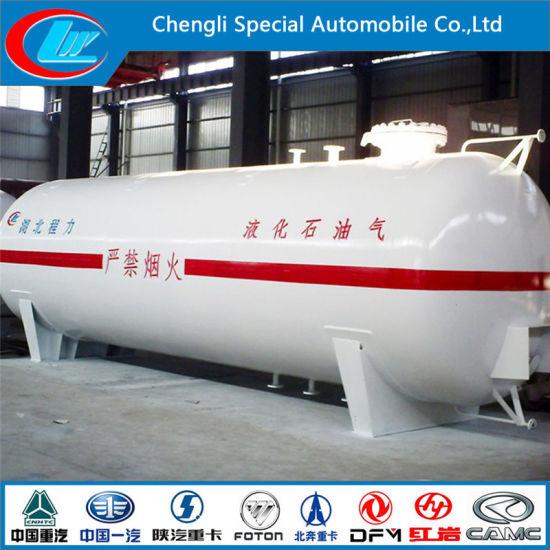Propane Tank Cylinder 30cbm LPG Tank 25m3 LPG Storage Tank