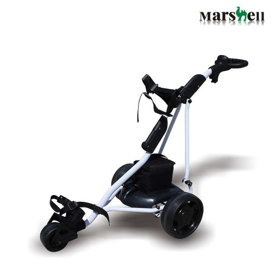 CE Approved Electric Three-Wheel Golf Trolley for Sale (DG12150-B)