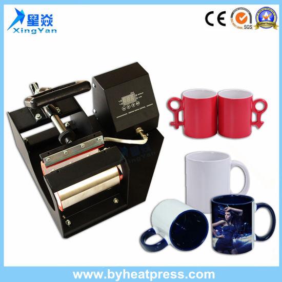 Horizontal Mug Heat Transfer Machine for Mug Printing Heat Press Sublimation Machine