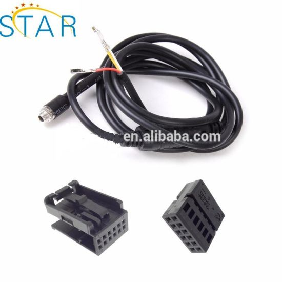 oem/odm custom iso9001-2008 car audio iso connector automotive harness wire  assembly, car wiring harness