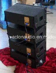 PRO Audio Speaker Dual 10 Inch Professional DSP Active Line Array