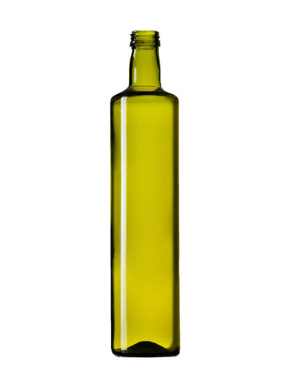 700ml Green Olive Oil Glass Bottle pictures & photos