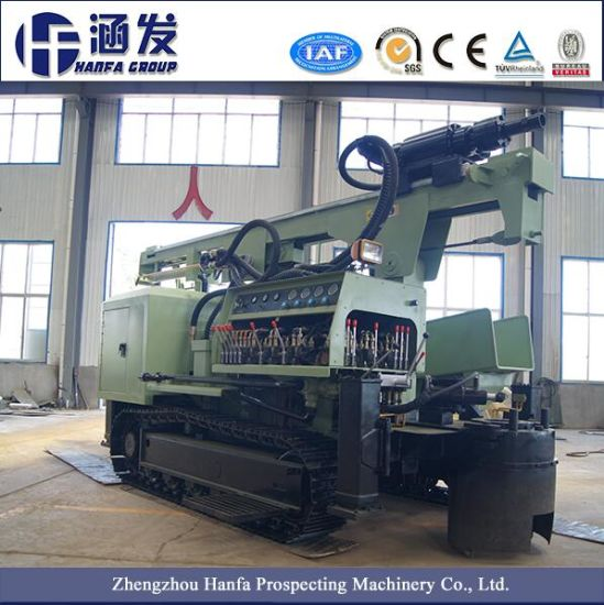 Hf200y Multi-Functional Drilling Rig Useful pictures & photos