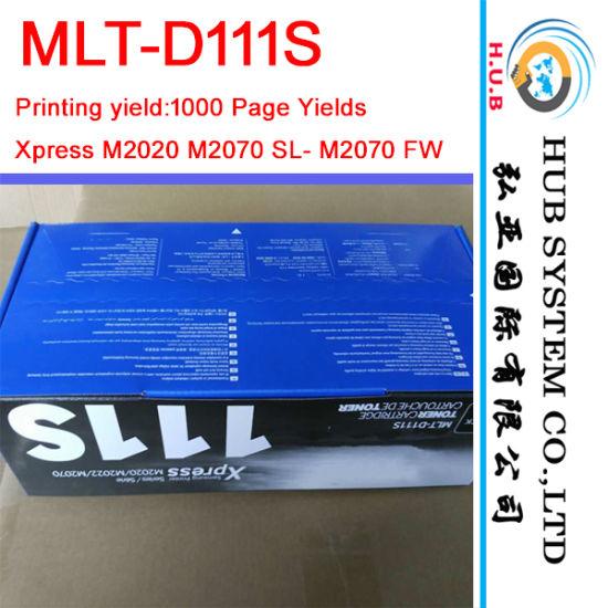 Genuine Compatible Toner Cartridge for Samsung Mlt-D111s