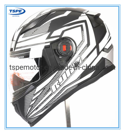 Hot Sales Motorcycle Accessories Motorcycle Full Face Helmet pictures & photos