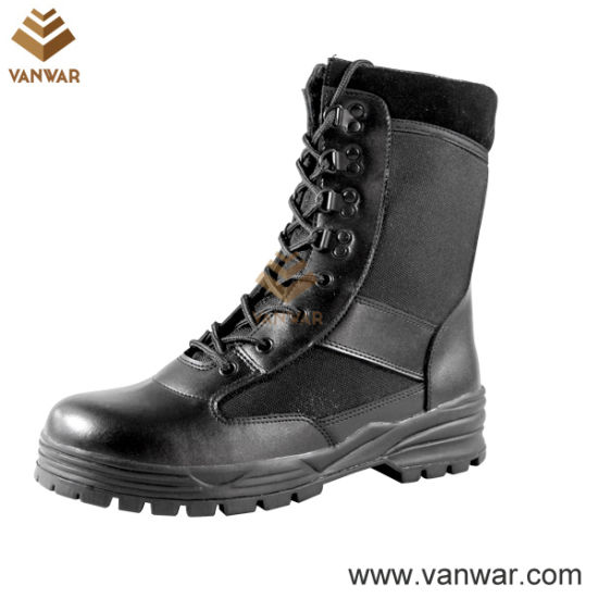 Slip-Resistant Athletic Military Combat Boots (WCB005)
