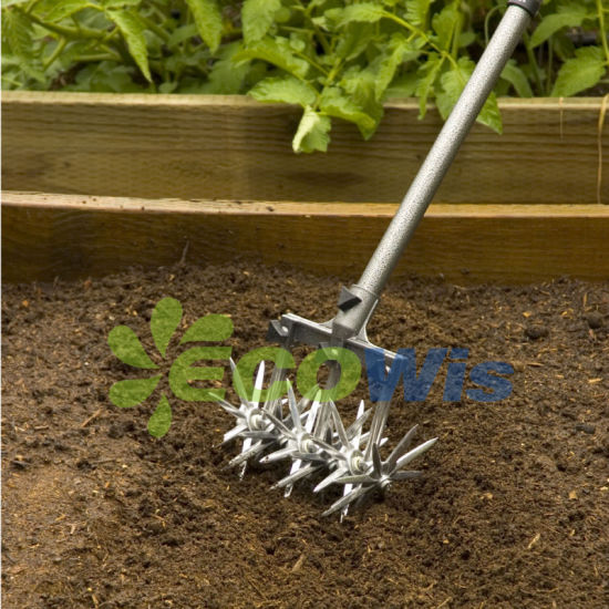 Garden Cultivator Long Handle Hand Tool
