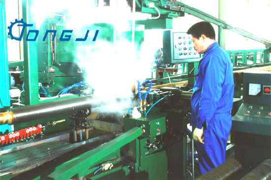 Good Quality High Frequency Welding Serrated Fin Pipe pictures & photos