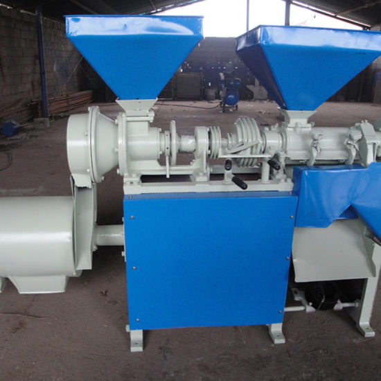 Maize Flour and Grits Making Machine (MRF-3B) pictures & photos