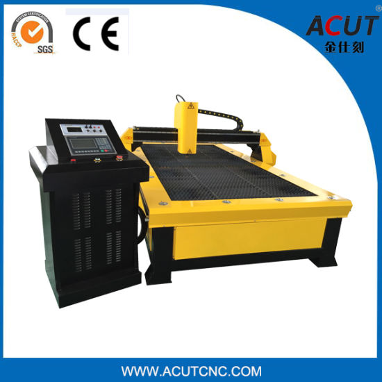 1325 Plasma Machine for Cutting/ Plasma Cutter Machine for Copper Aluminum Steel pictures & photos