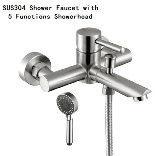 Bathroom/Bath Stainless Steel Shower Water Mixer Factory Price