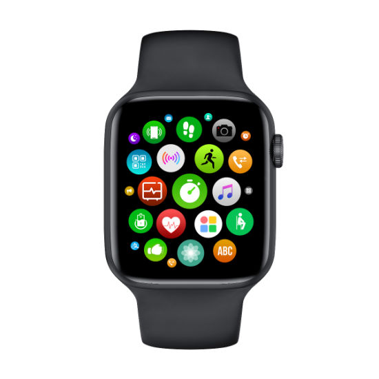 2020 New W26 Bt Call Smart Watch Heart Rate Monitoring Multi-Sport Mode IP68 Body Temperature Wrist Smart Watch M90