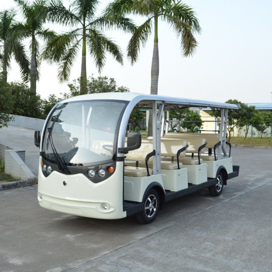 Hot Sale 14 Seater Electric Vehicle (Lt-S14) pictures & photos