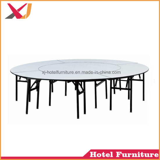 Cheap Folding Used Round Banquet Tables For Sale