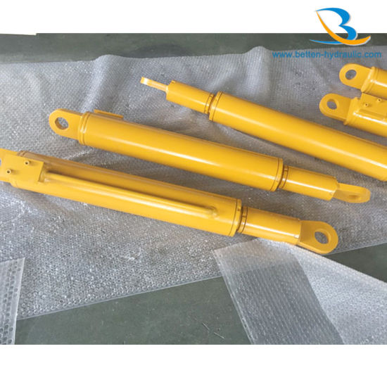 High Pressure Hydraulic Cylinder, Excavator Arm Hydraulic Cylinder pictures & photos