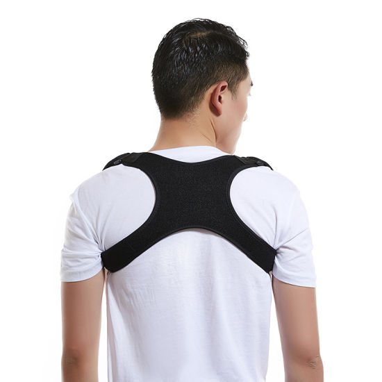 Posture Corrector Back Support Brace Correction Belt for Pain Relief