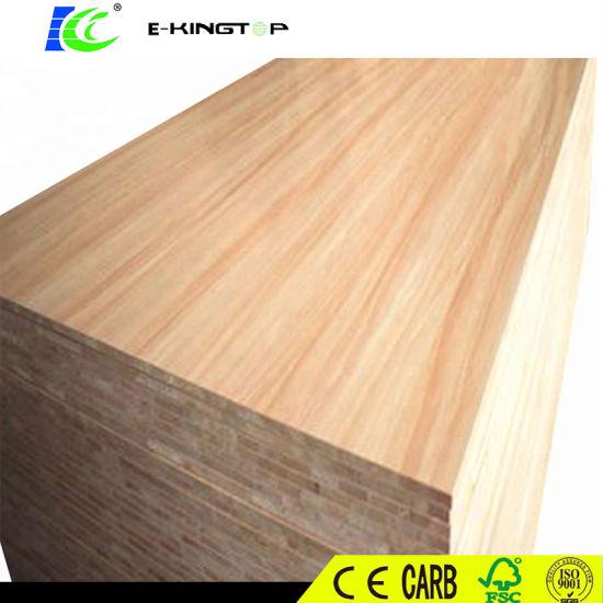 Furniture or Decoration Best Price Melamine Blockboard 1220X2440mm