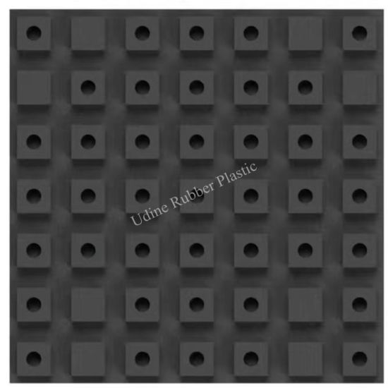 Outdoor Rubber Mat, Fitness Tile, Rubber Safety Floor