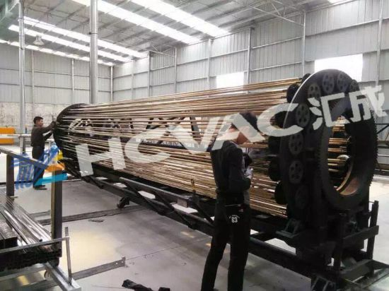 Stainless Steel Sheet Pipe Furniture Vacuum Coating Machine, Chrome Plating Machine pictures & photos
