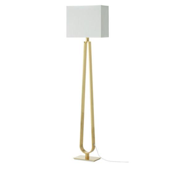 Gold Bedside Standing Floor Lamp Lamps