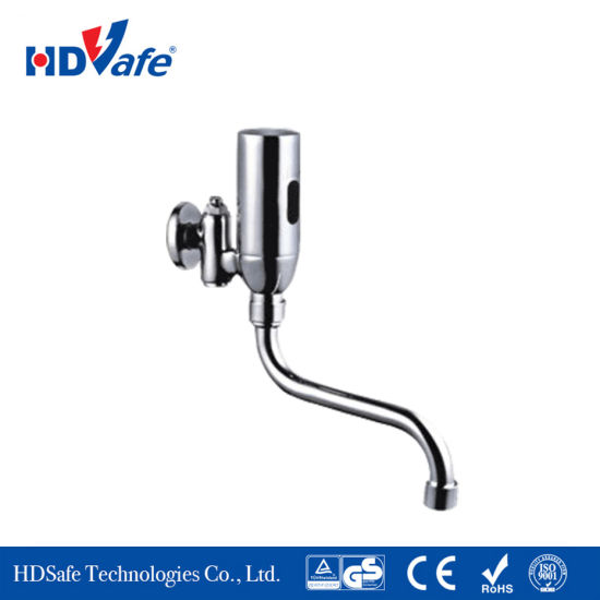 Incredible Bathroom Brass Hot Cold Battery Chrome Commercial Automatic Electric Faucet Sensor Water Tap Download Free Architecture Designs Rallybritishbridgeorg