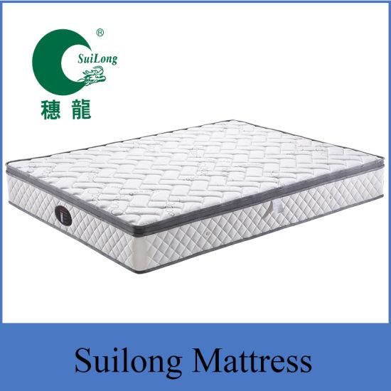 finest selection dbd50 b7f20 China SL1716 Promotion Euro Top Pocket Spring Mattress ...