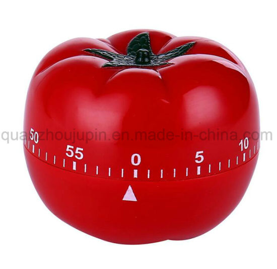 OEM Plastic One Hour Kitchen Tomato Cooking Timer pictures & photos