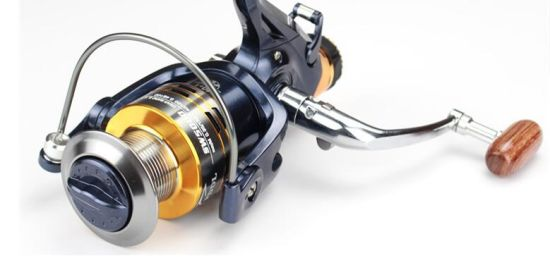 Metal Fishing Spinning Wheel Fishing Reel Made in China pictures & photos
