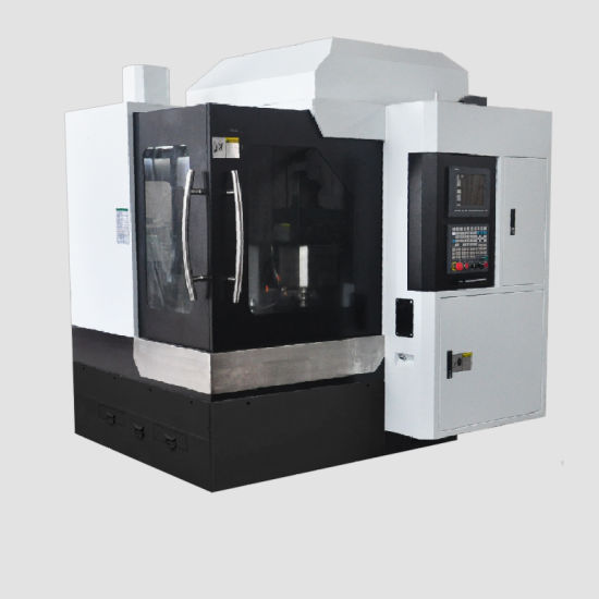 High Speed Carving Milling Machine Gantry Series Fanuc/Mitsubishi System CNC Lathe for Hardware Metal Parts
