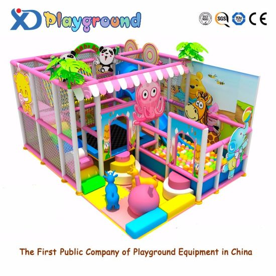 China Entertainment Indoor Playground Equipment Indoor Play ...
