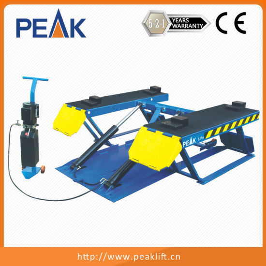 Long Warranty Portable Mobile Car Lifter with Ce (LR10)