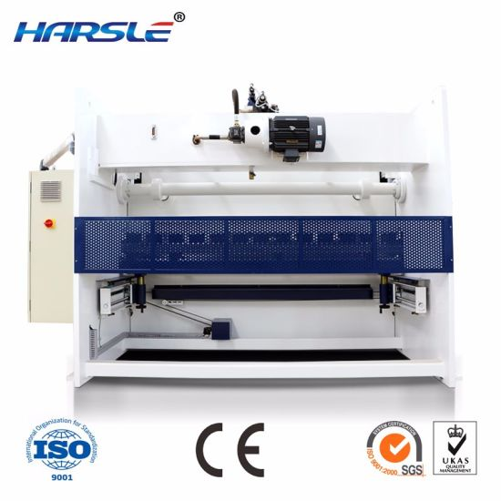 2018 New Bending Machine for Metal Sheet Back Gauge pictures & photos