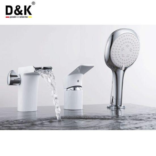 D&K High Quality Morden Design Bathroom Tap Bath Faucet