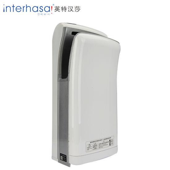 China New Style Highspeed Hand Dryer Interhasa Wenzhou China High New Bathroom Hand Dryers Style