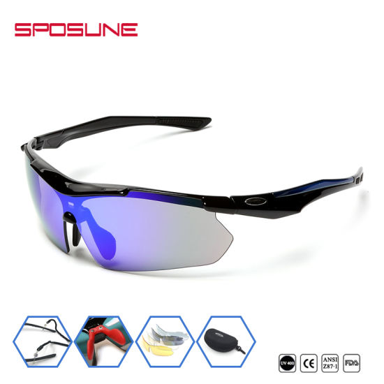 902a20e00dc4 2018 New Arrival Athletic Goggles Polarized Sunglasses for Women pictures    photos