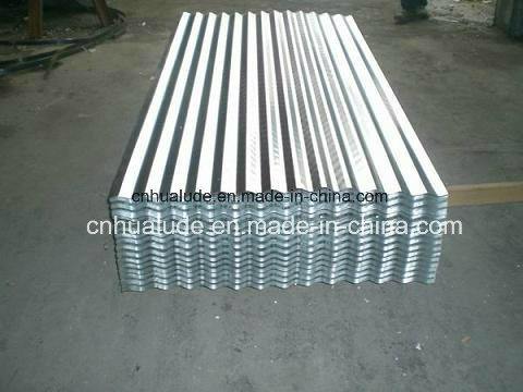 Galvanized Corrugated Sheet Gi Roofing pictures & photos