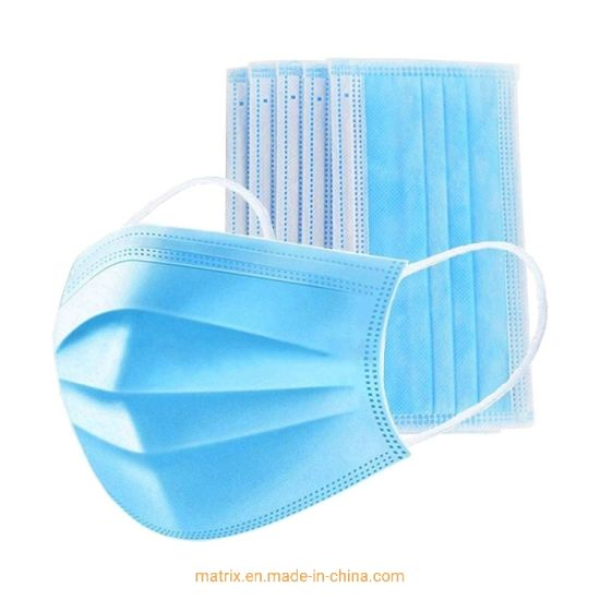 Certificated Use 3ply Disposable Medical Face Mask