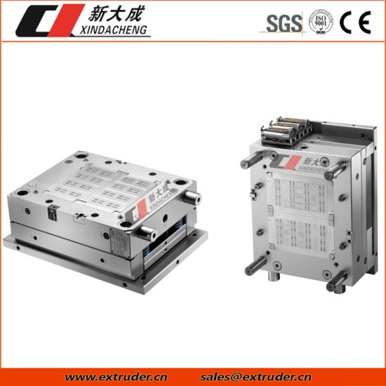Flat Dripper Injection Mold 64 Cavity Flat Dripper Injection Mold 64 Cavity Full-Hot Runner/Dripper Mold for Iinjection Machine