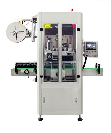Shrink Labeling Machinery for Water Bottle