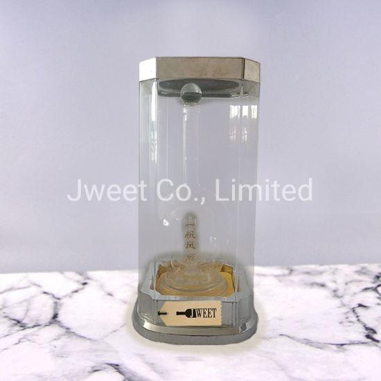 Manufacturer Custom Liquor Spirit Bottle Vodka Brandy Glass Bottle