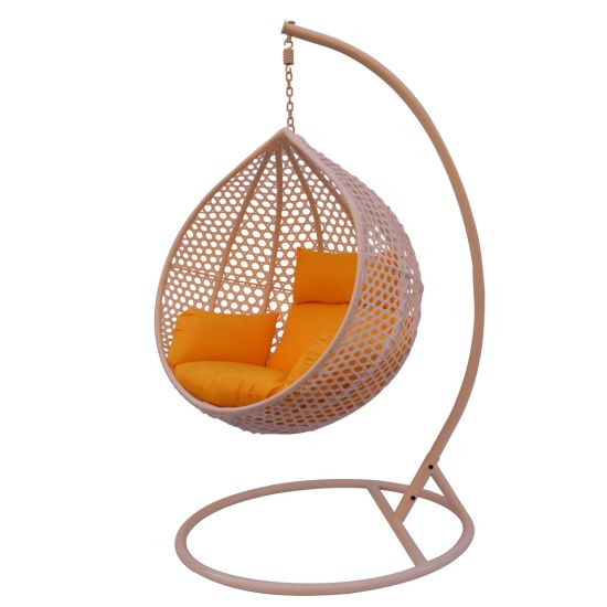 Outdoor Rattan Hanging Swing Convenient Chair Egg Chair Outdoor Furniture