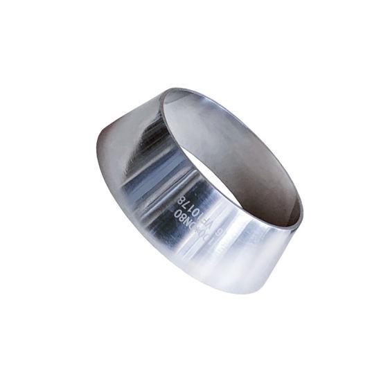 ANSI B16.9 304 316L Stainless Steel Pipe Mirror Polishing Reducer