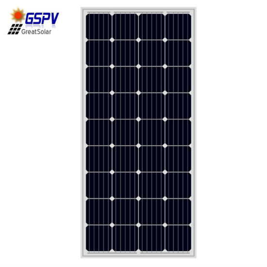160W Monocrystalline Solar Panel with High Quality