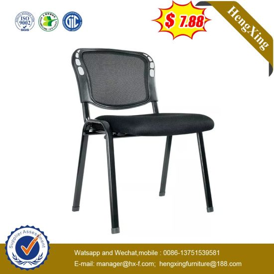 Modern School Hotel Office Conference Metal Visitor Training Chair