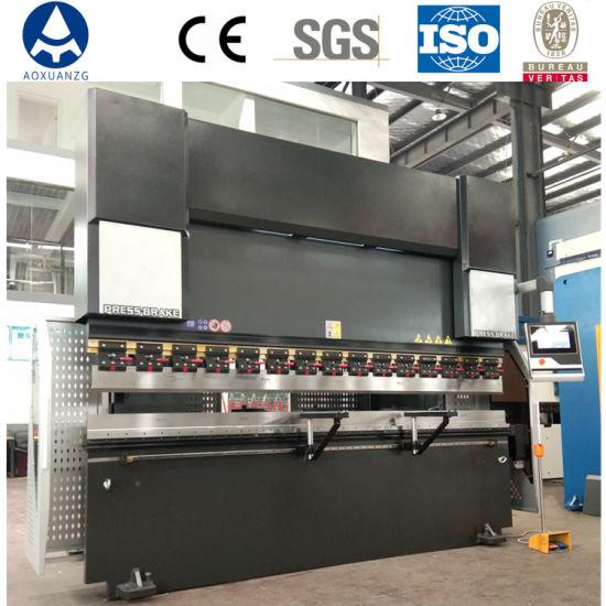 Hydraulic Synchronized CNC Hydraulic Bending Machine Press Brake with Da53t Controller