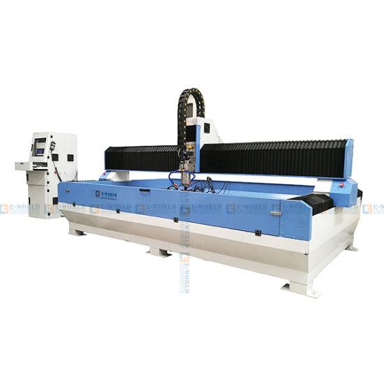 High Precision 3-Axis CNC Glass Shape Edging Machine W1-1224