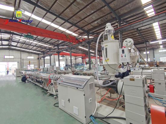 Mpp PP PE PPR Pipe Production Line